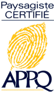 Paysagiste certifié - APPQ